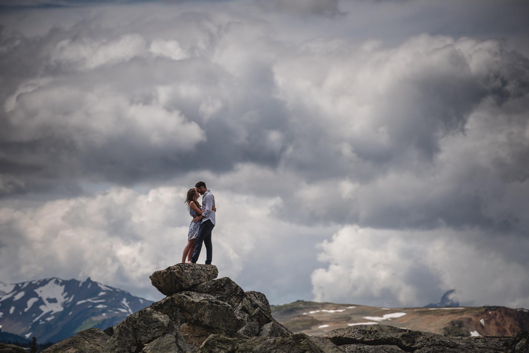 Whistler Wedding Photography Mountaintop Ls